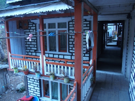 Guesthouse in Chame