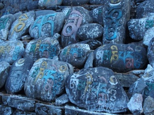 Mani wall stones